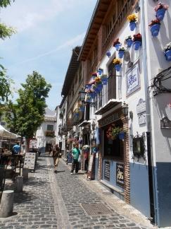 calle albaicin alto