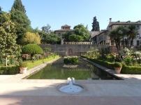 jardines de los palacios